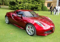 4C Alfa Romeo Sport Car Wallpaper - 4C Alfa Romeo Sport Car Wallpaper