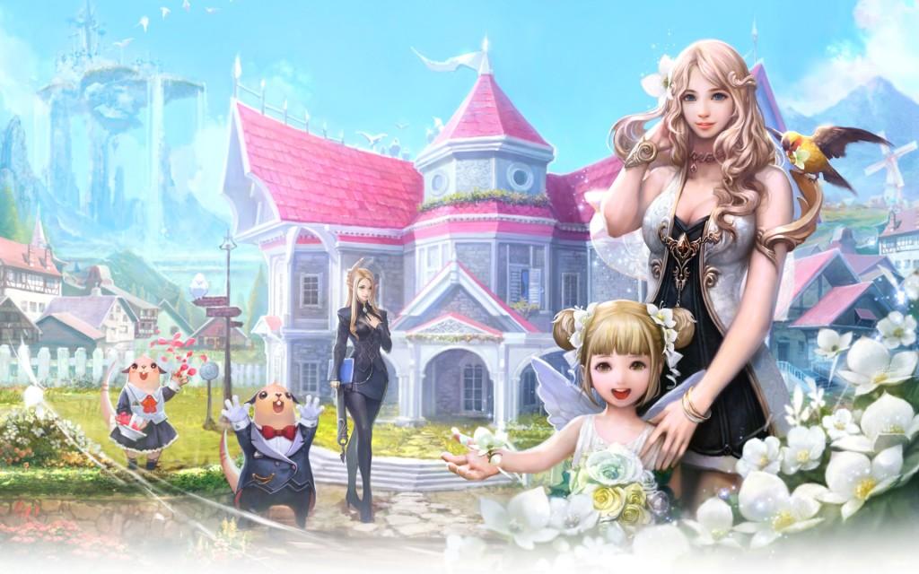 Aion Fantasy Game - Aion Fantasy Game