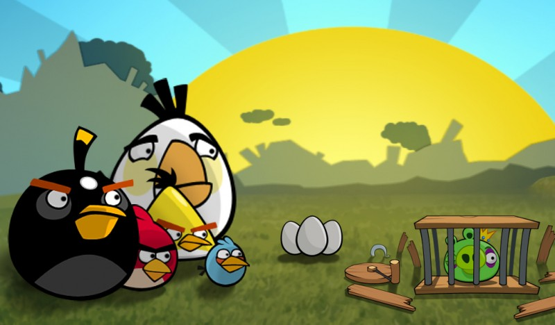 Angry Birds Cover - Angry Birds Cover