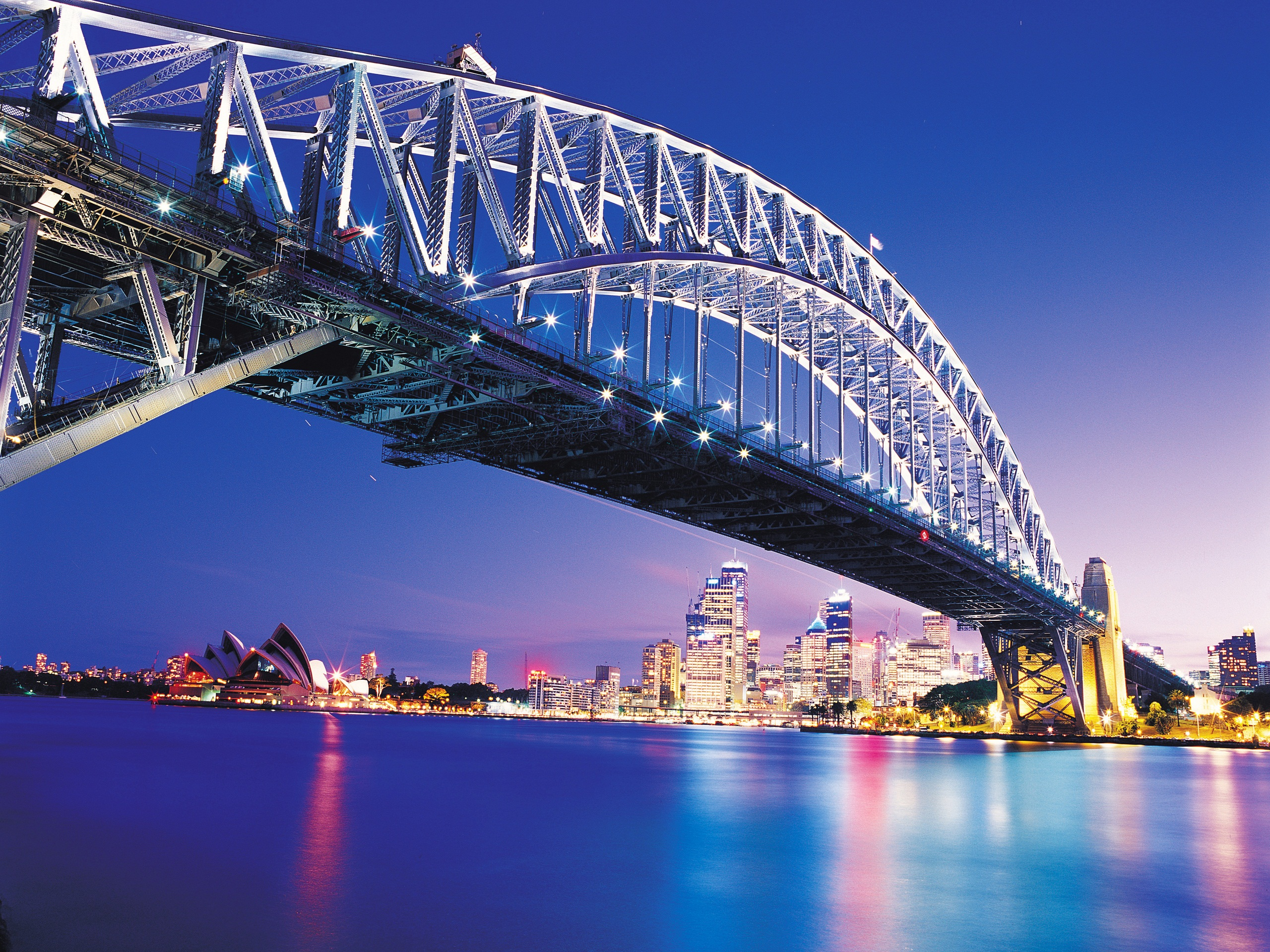 Beautiful Sydney Bridge - Beautiful Sydney Bridge