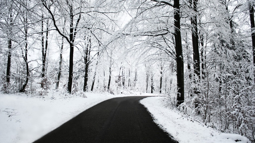 Beauty Winter Road - Beauty Winter Road