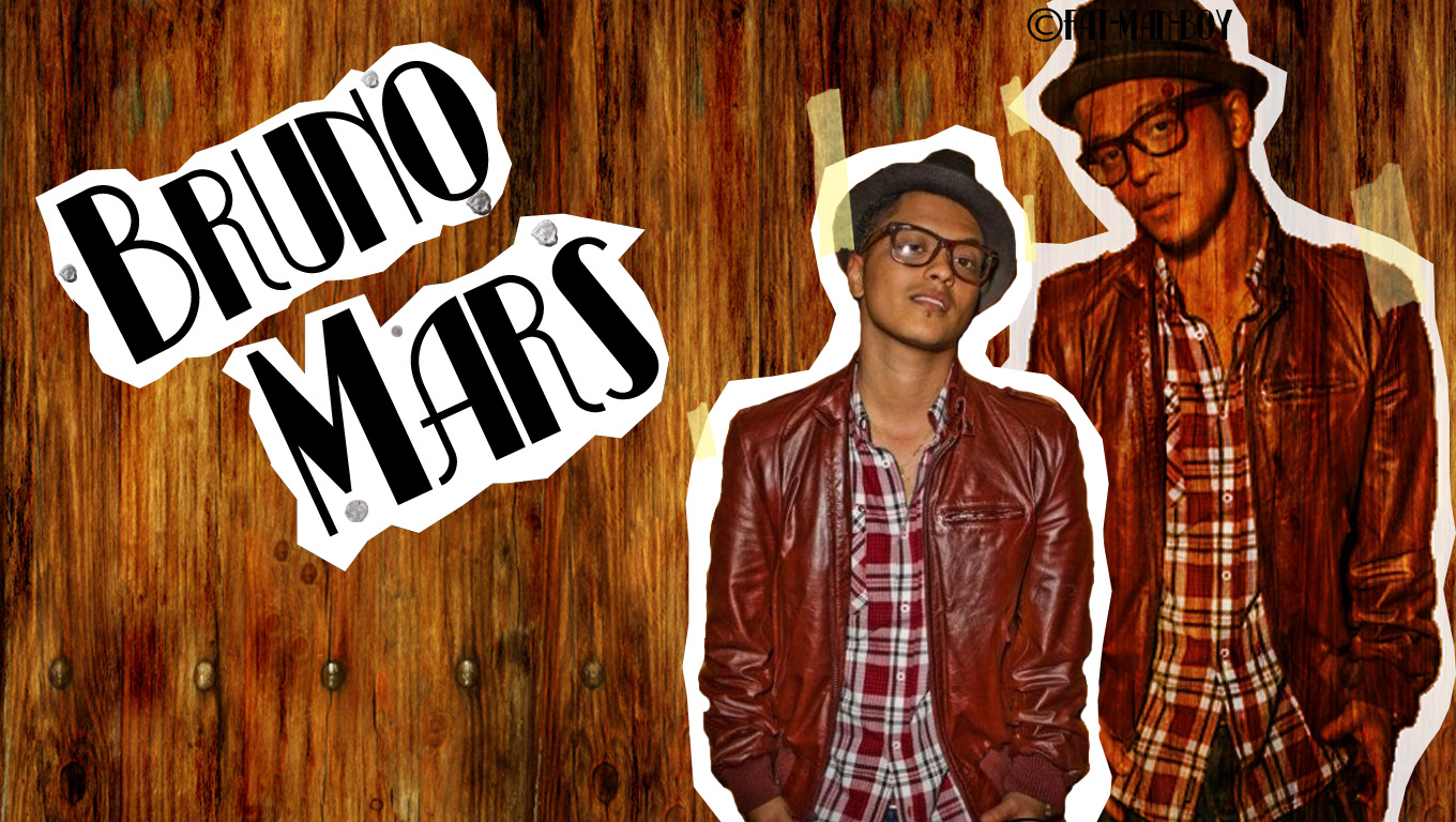 Bruno Mars Wallpaper - Bruno Mars Wallpaper