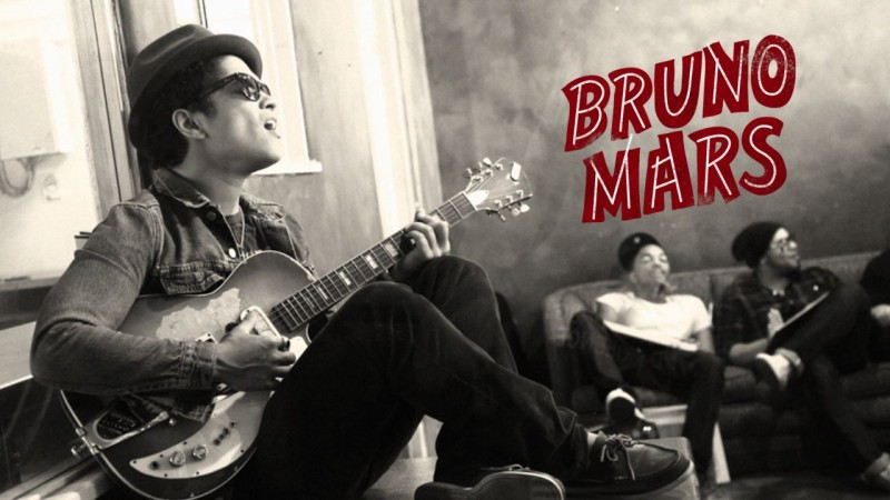 Bruno Mars with Guitar - Bruno Mars with Guitar