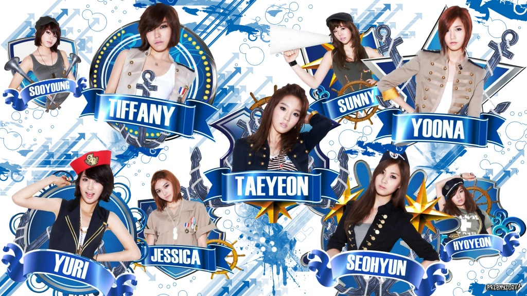 SNSD Wallpaper - Girls Generation Wallpaper