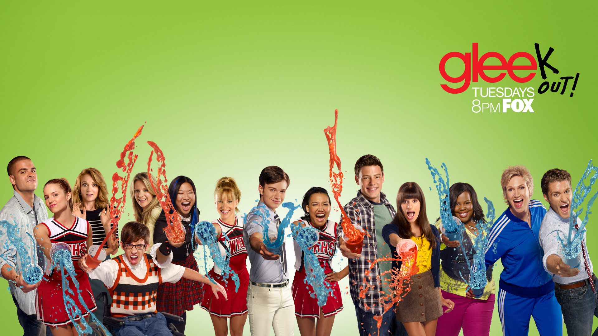 Glee tv cast cover movie free subscribe voltagebd Image collections