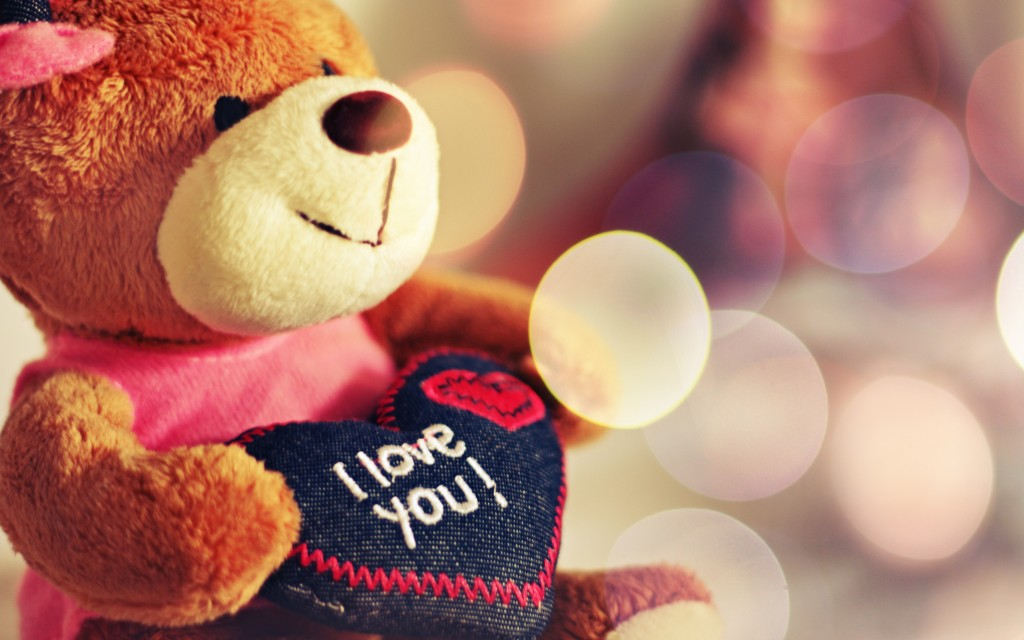 I Love You Teddy Bear - I Love You Teddy Bear