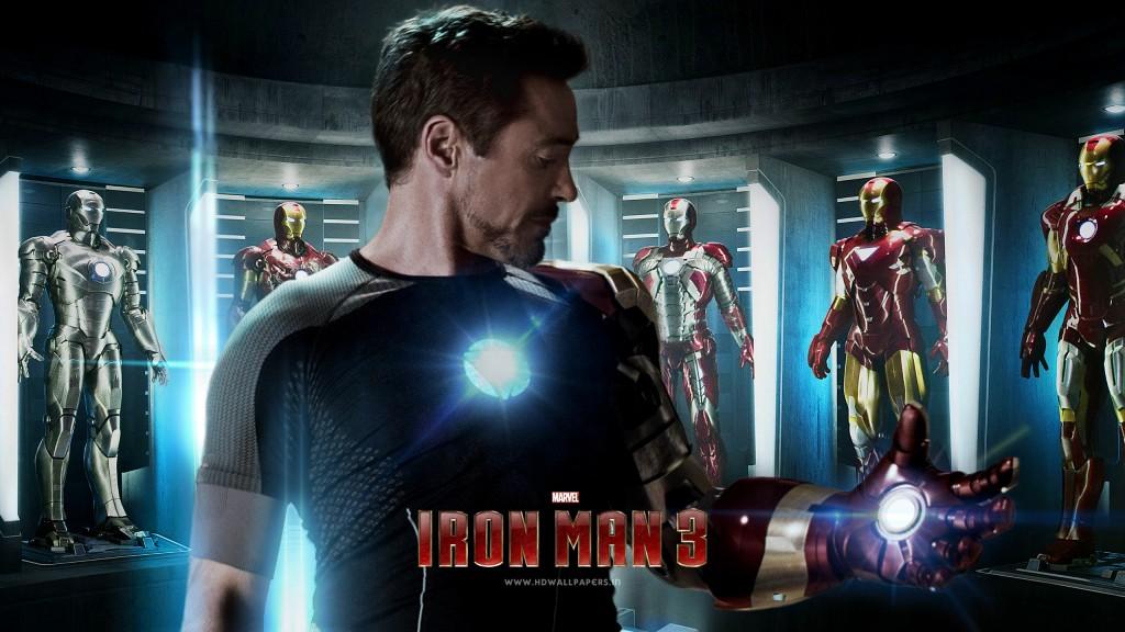 2013 Iron Man 3 Wallpaper - Iron Man 3
