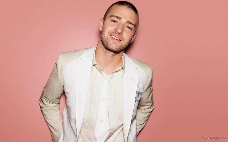 Justin Timberlake White Coat - Justin Timberlake White Coat