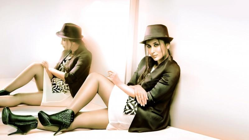 Kareena Kapoor With Hat - Kareena Kapoor With Hat