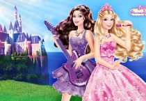 Princesa Pop Star Barbie - Princesa Pop Star Barbie