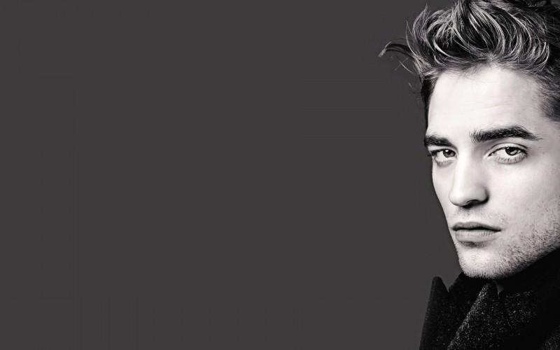 Robert Pattinson Grey - Robert Pattinson Grey