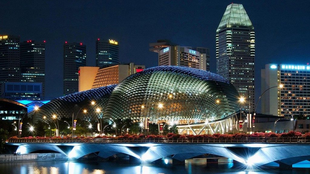 Singapore Night Life wallpaper - Singapore Night Life wallpaper