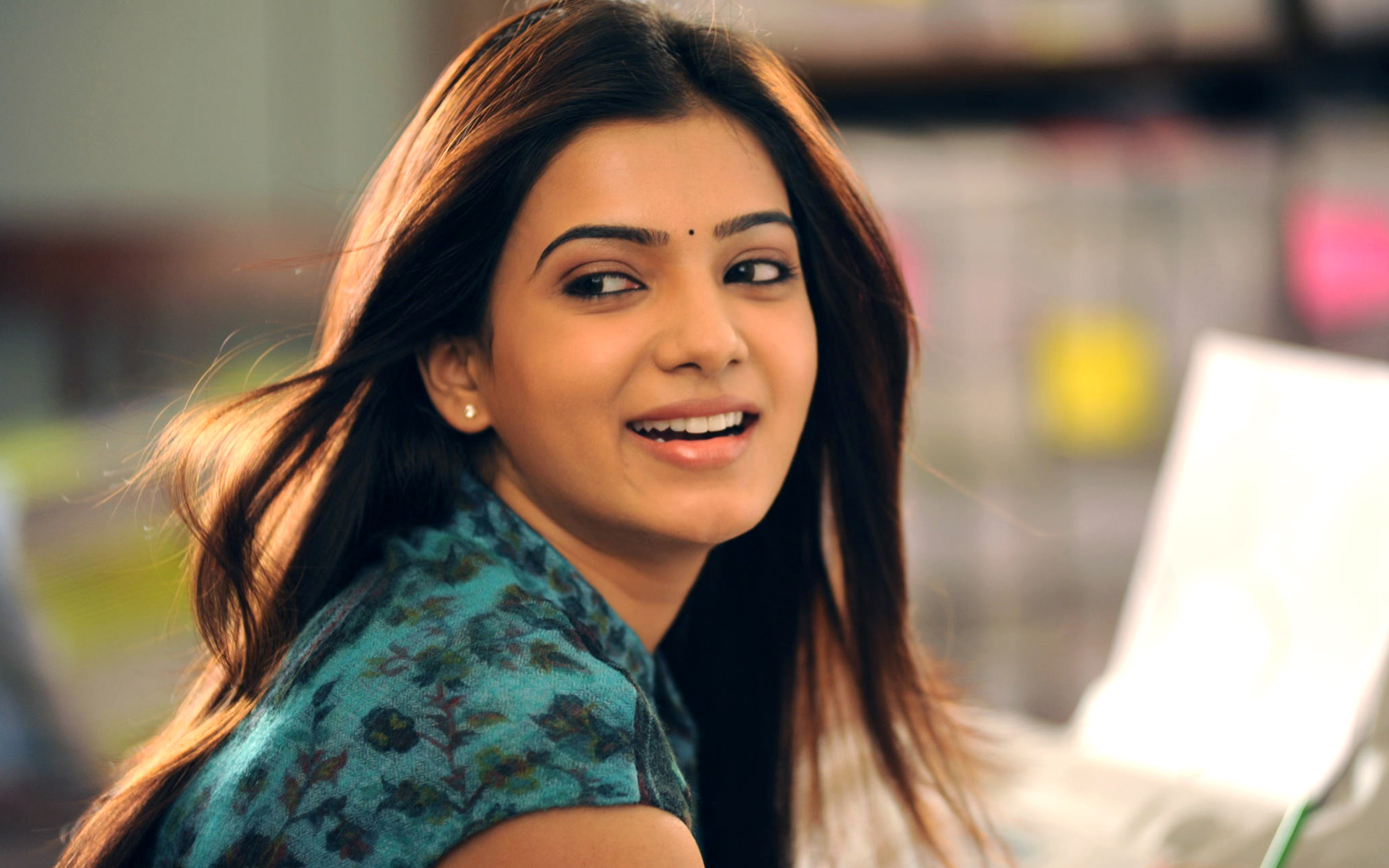 Sweet Samantha in Eega movie - Sweet Samantha in Eega Movie