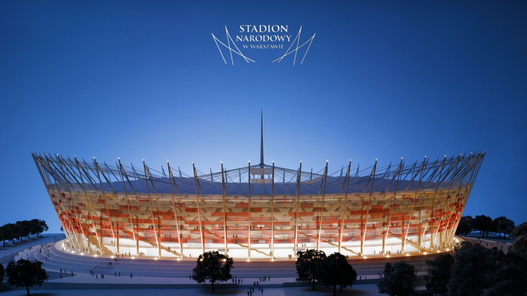 Warsaw Euro Football Stadium - Warsaw Euro Football Stadium