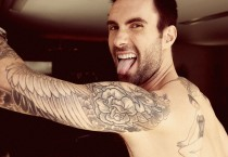 Adam Levine Tatto - Adam Levine Tatto