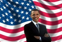Barack Obama Flagged - Barack Obama Flagged