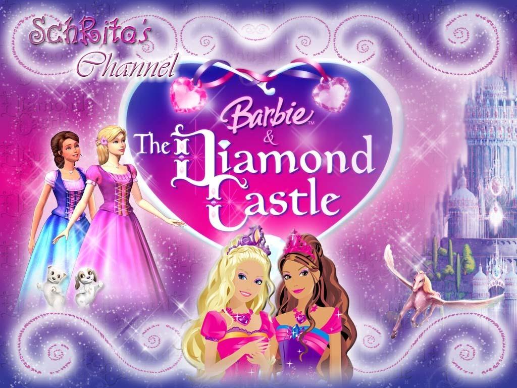 Barbie and the diamond castle barbie and the diamond castle