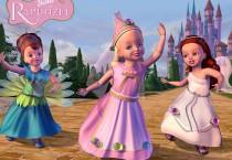 Barbie Rapunzel - Barbie Rapunzel