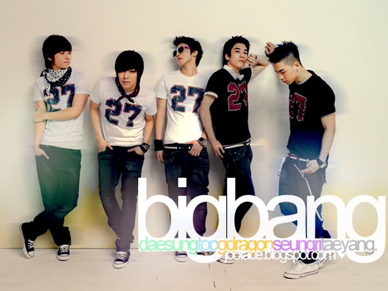 Big Bang Wallpaper - Big Bang Wallpaper