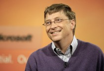 Bill Gates Smiles - Bill Gates Smiles