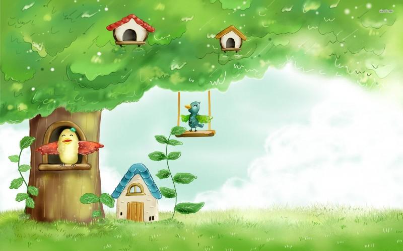 Bird On Trees - Bird On Trees