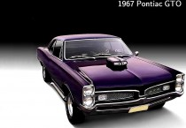 Cool Purple Muscle Cars - Cool Purple Muscle Cars
