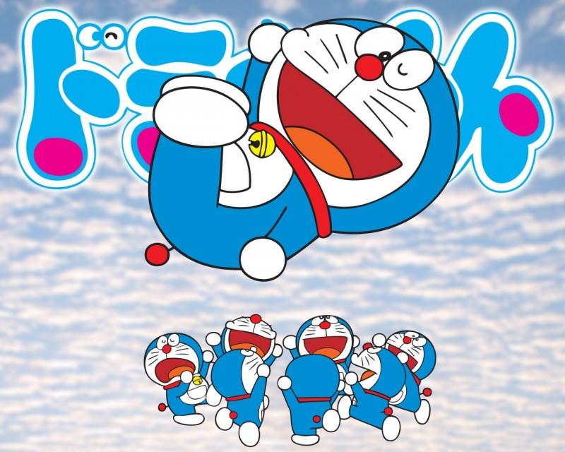 Doraemon Skyfall - Doraemon Skyfall