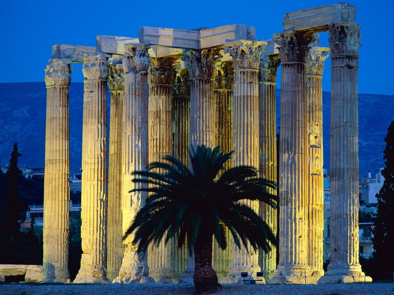 Exotic Greece Architecture - Exotic Greece Architecture