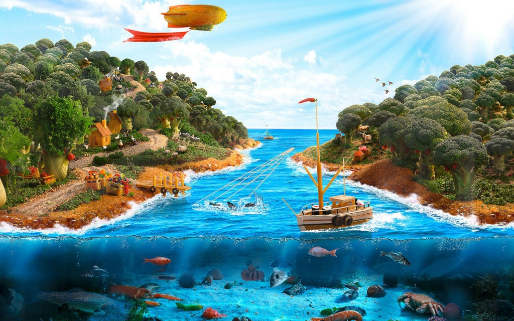 Fantasy World Stories Background - Fantasy World Stories Background