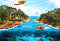 Fantasy World Stories Background - Fantasy World Stories Background