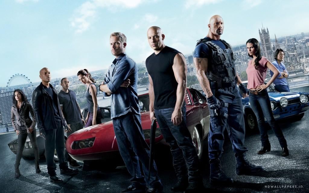 Fast And Furious 6 Cover - Fast And Furious 6 Cover