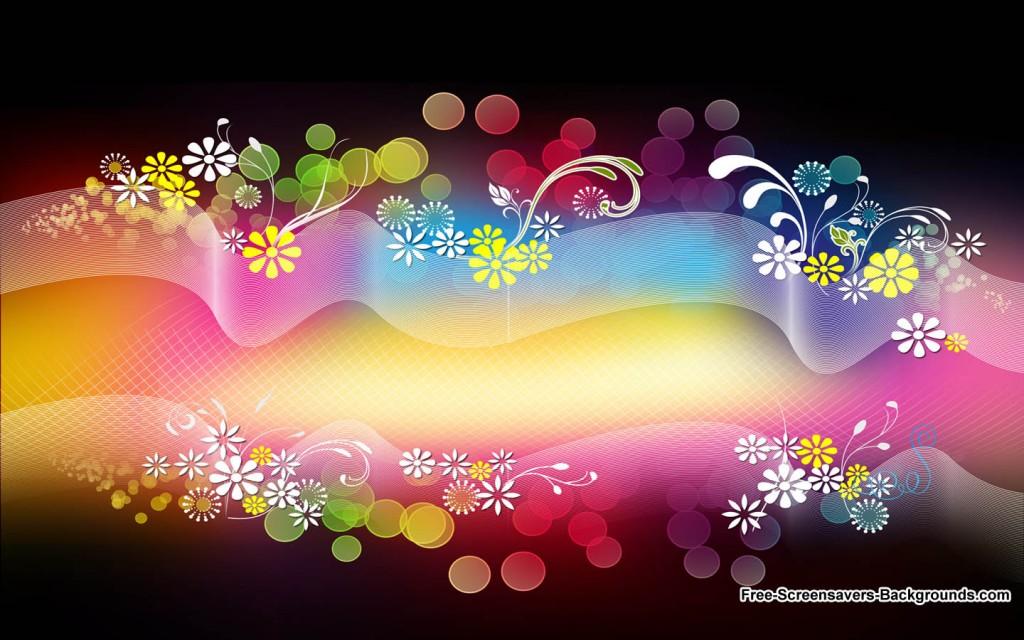 Floral Rainbow - Floral Rainbow
