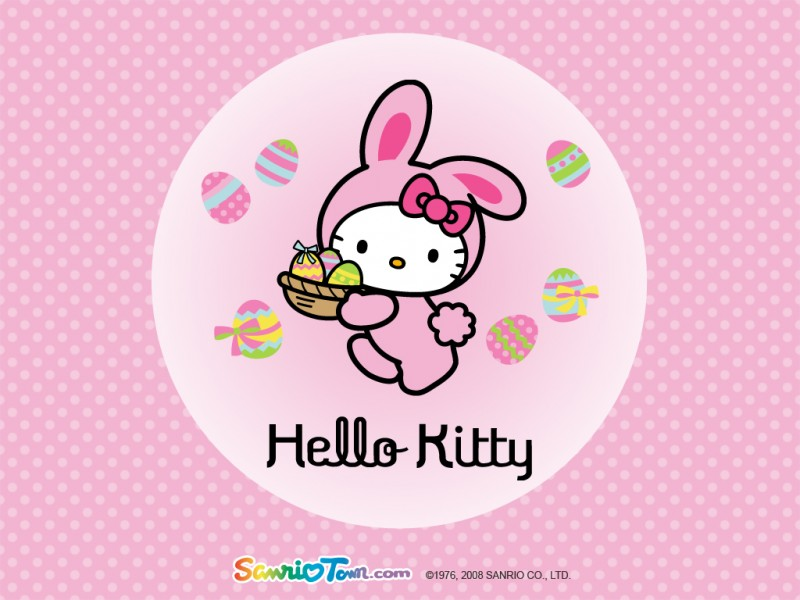 Hello Kitty Easter - Hello Kitty Easter