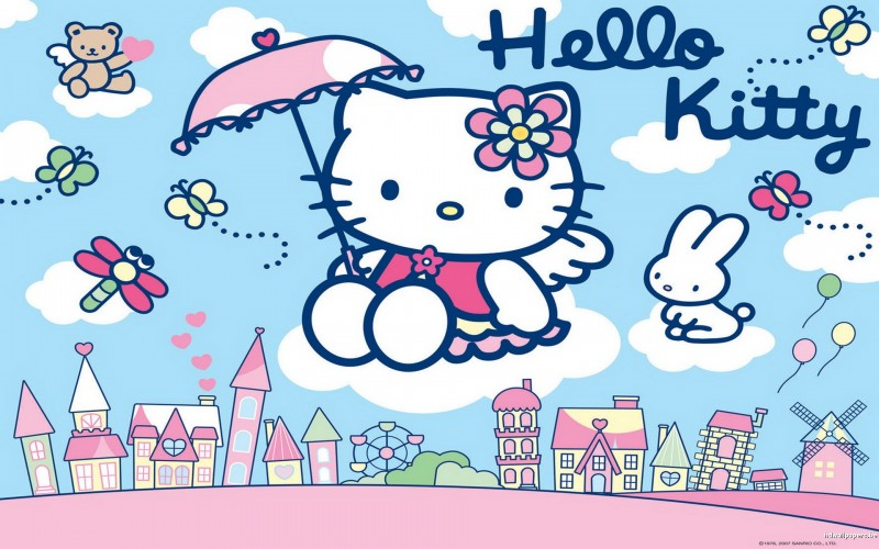 Hello Kitty Easter Fairy Tale - Hello Kitty Easter Fairy Tale