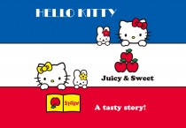 Hello Kitty Holland Flag - Hello Kitty Holland Flag