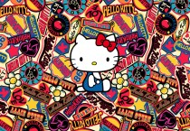 Hello Kitty Logos Sanrio - Hello Kitty Logos Sanrio