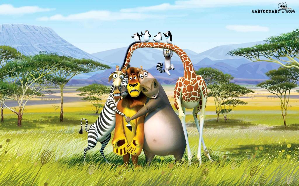 Madagascar Cover - Madagascar Cover
