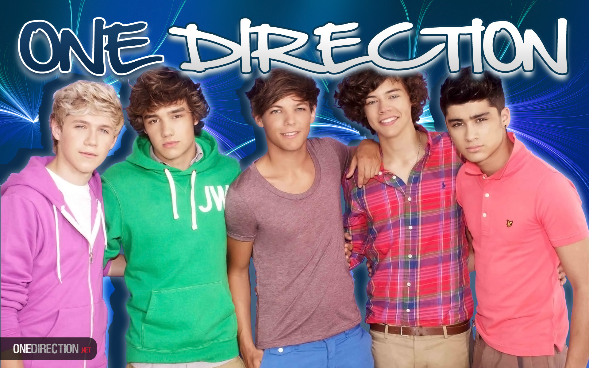Free Subscribe One Direction Wallpaper