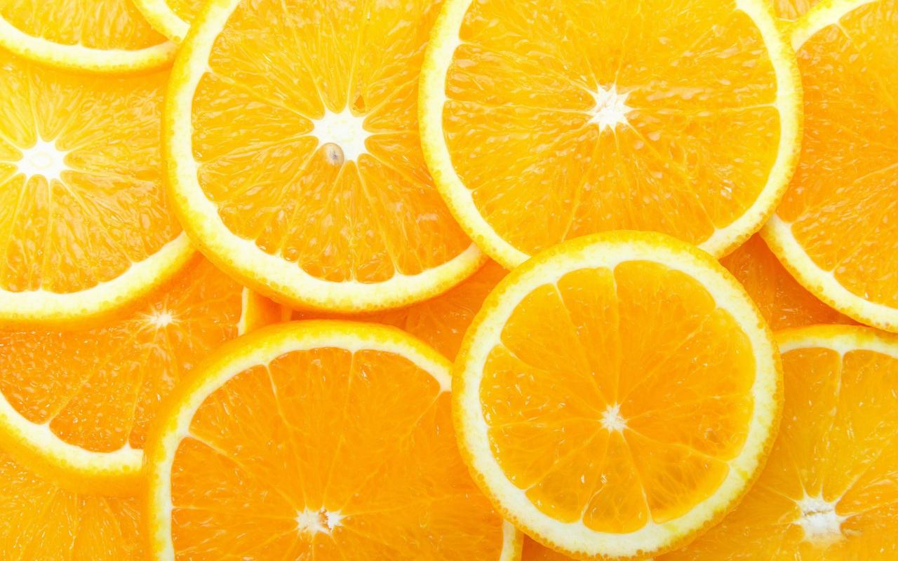 Orange Slices Backgrounds - Orange Slices Backgrounds
