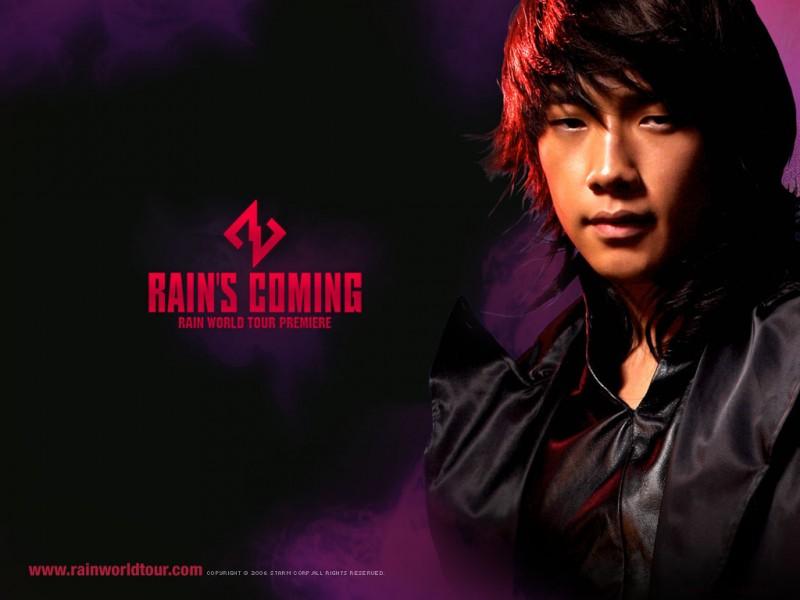 Rain's Coming - Rain's Coming