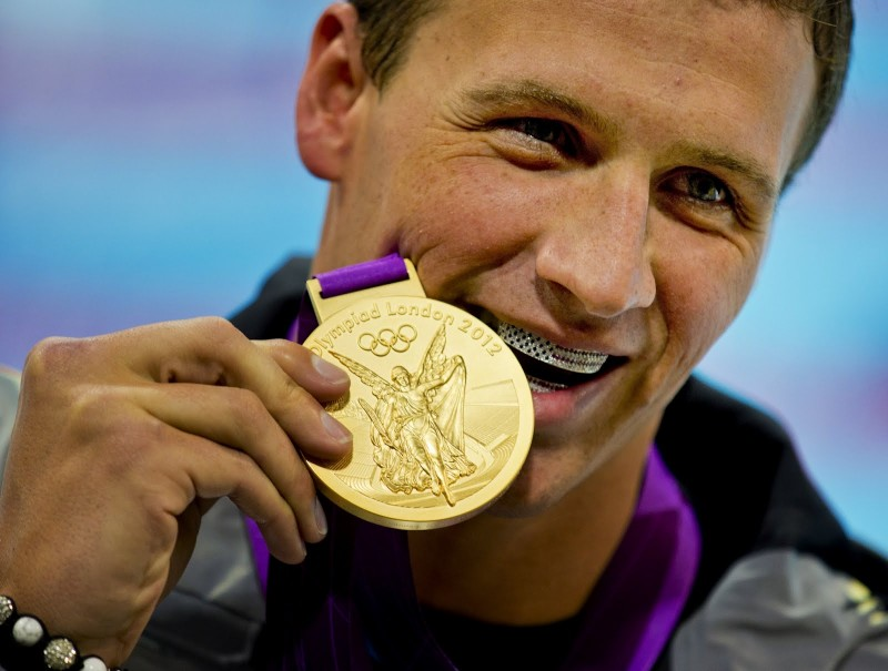 Ryan Lochte Athlete - Ryan Lochte Athlete