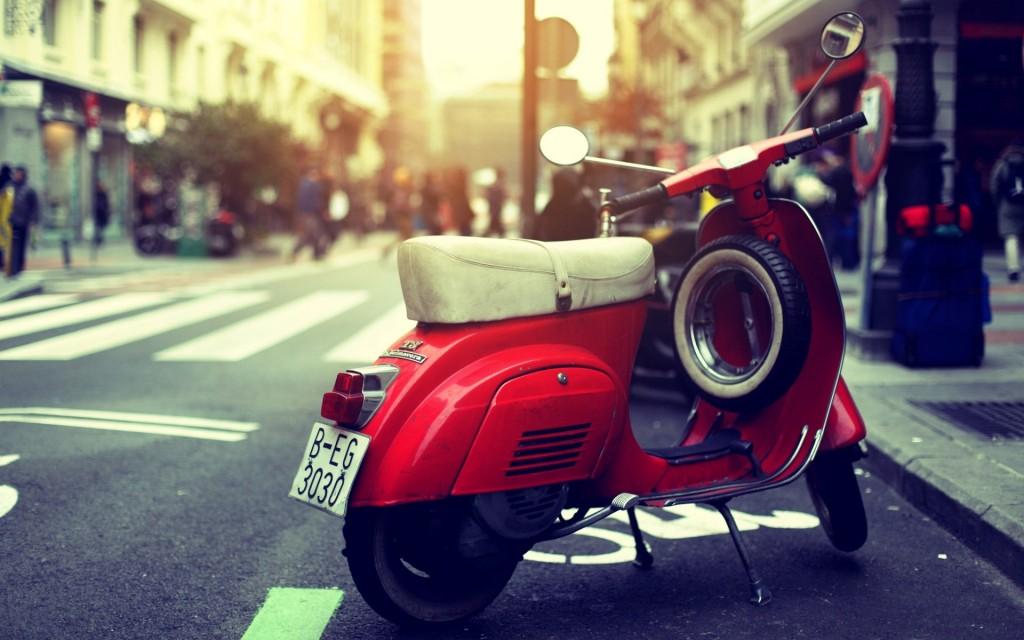 Scooter Vespa - Scooter Vespa