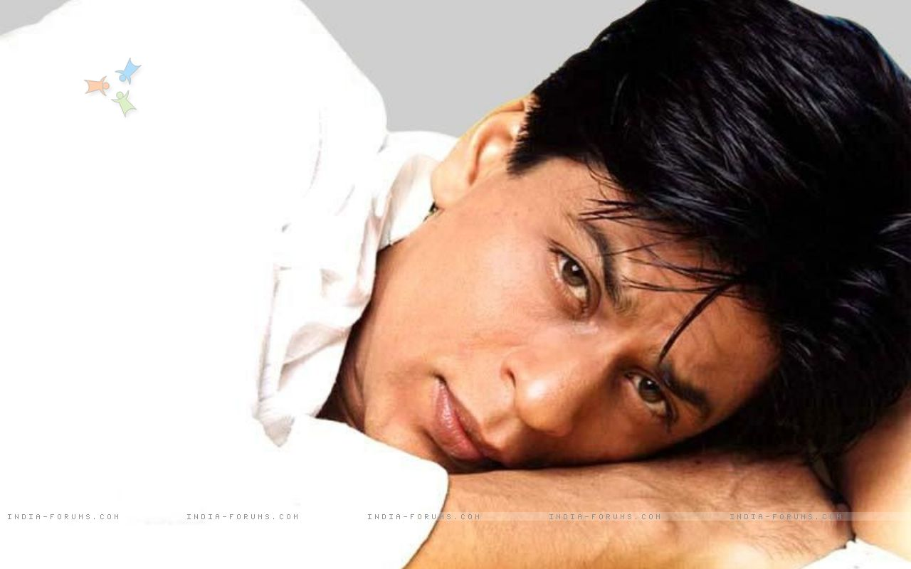 Shahrukh Khan White Shirt - Shahrukh Khan White Shirt
