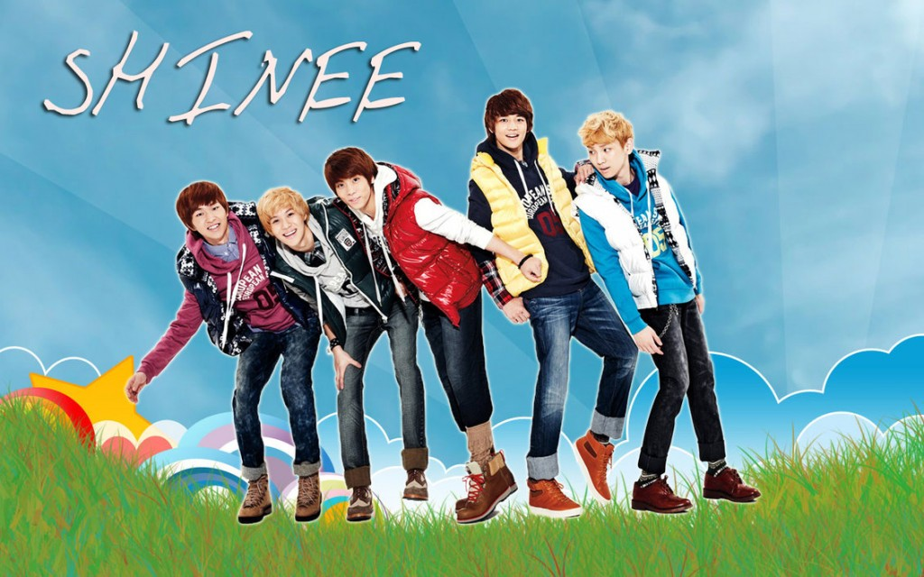 Shinee Wallpaper - Shinee Wallpaper