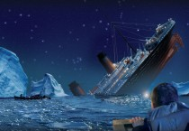 Sink Titanic Animated - Sink Titanic Animated