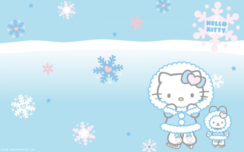 Snow Hello Kitty - Snow Hello Kitty