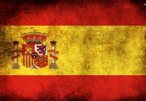 Spain Flag Digital Art - Spain Flag Digital Art