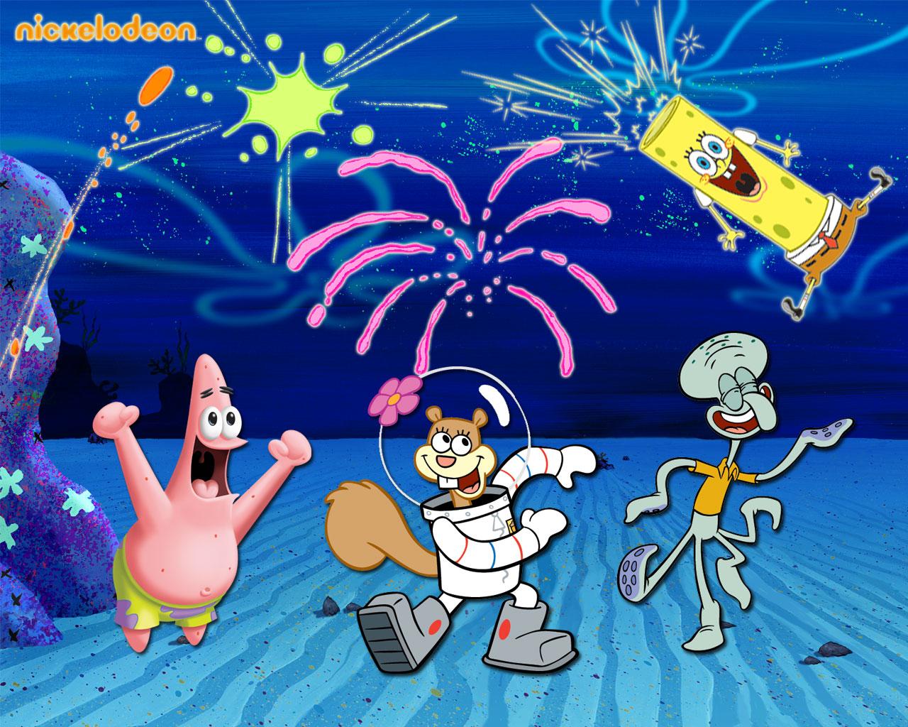 Spongebob Firework - Spongebob Firework