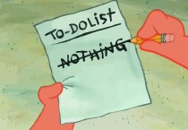 To Do List Nothing - To Do List Nothing