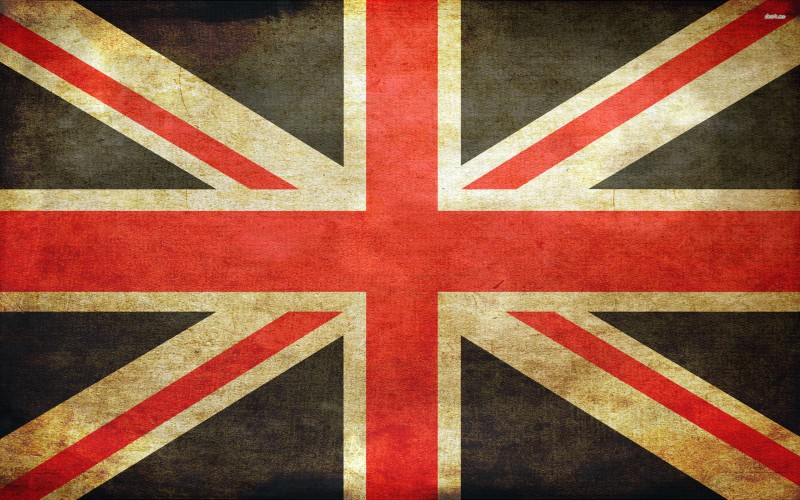 United Kingdom Flag Digital Art - United Kingdom Flag Digital Art
